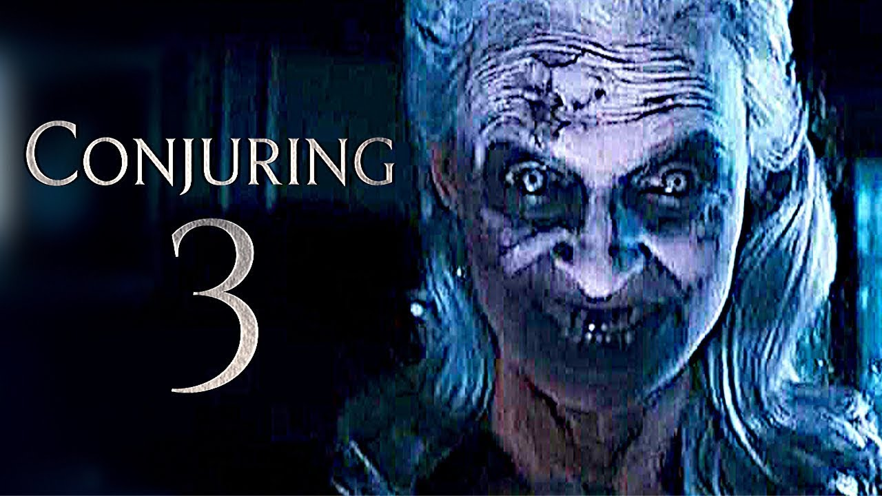 Download THE CONJURING 3 2021 Horror Movie Trailer Concept HD