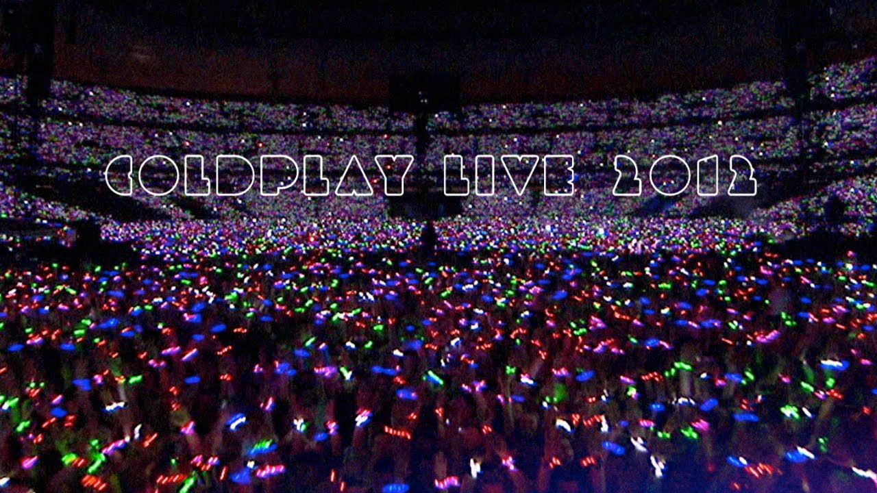 Coldplay Live 2012 (Official Trailer)