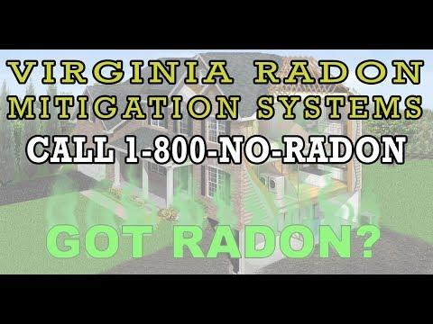 Virginia Radon Mitigation
