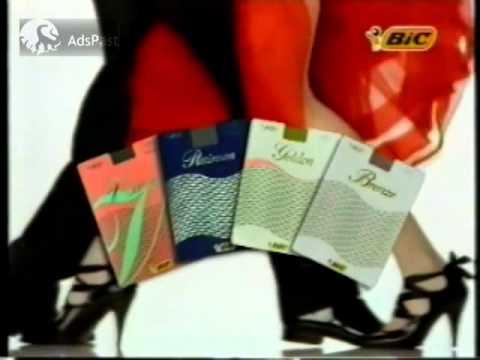 1994) Διαφημιστικό / Καλσόν BIC