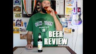 Samuel Smith - Lager - Beer Review -- UK -- Pumpkin Picking - Bloopers - Yankees