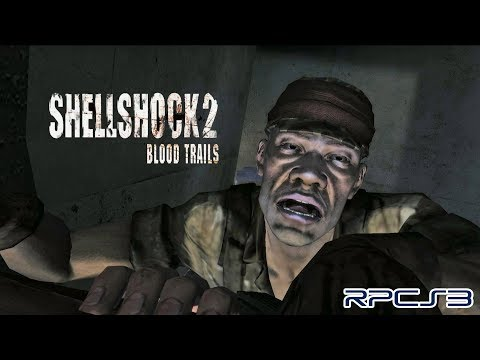 Shellshock 2: Blood Trails (Vulkan) - RPCS3 Emulator 0.0.8-9428 - Sony PS3 - 동영상