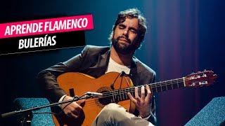 Aprende Flamenco Bulerías  Aprende Guitarra Flamenca con Daniel Casares Clase 2 YouTube Videos
