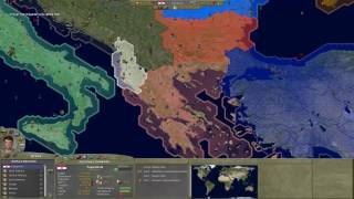 Supreme Ruler 2020 - Yugoslavia - Part 1