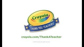 Crayola- Being a Teacher