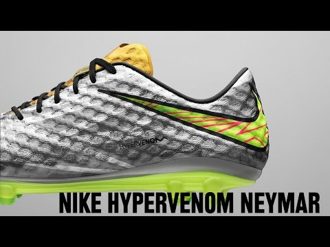 Review Nike Hypervenom Neymar Liquid Diamond