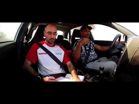 Nasser Al Attiyah Team - Dubai Rally 2014 - Recce