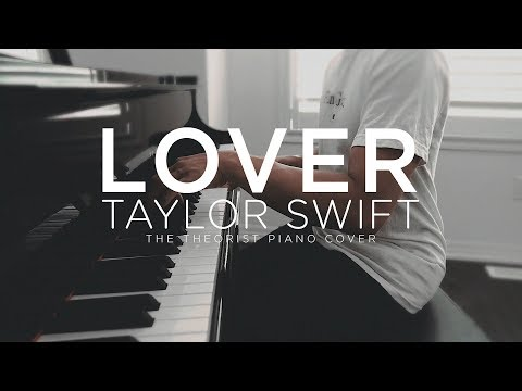 LOVER by Taylor Swift | The Theorist Piano Cover thumbnail