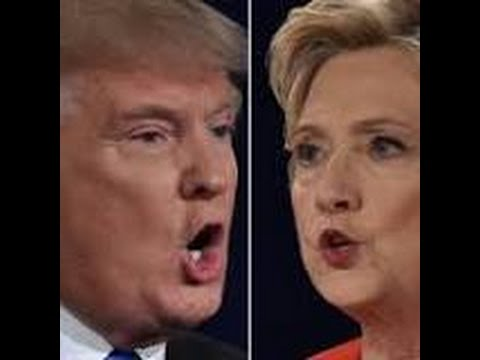 Trump, Clinton Set Sights On Swing States Ahead Of Election Day