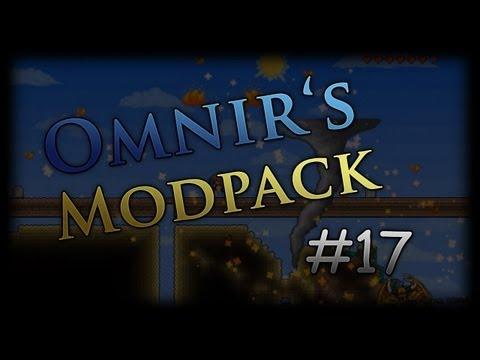 Terraria - Omnir Mod - 17 - Omega Weapon - Ultima Weapon Melee