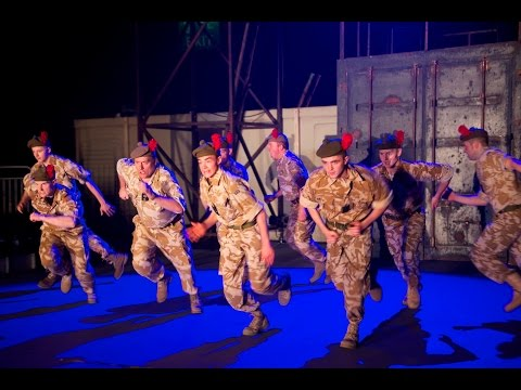 Black Watch - international tour trailer 2011