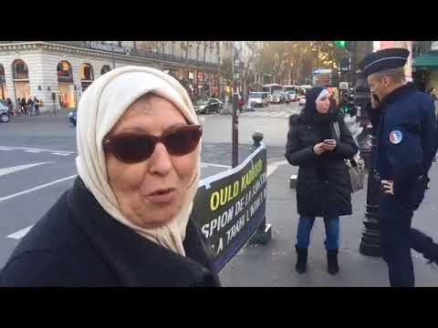 LIVE 2  NON À LA VISITE DE MACRON EN ALGERIE Le 22/11/2017