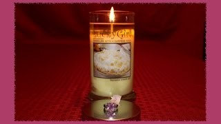 Lucky Girl Candles Review & Jewelry Reveal - 2-9-14