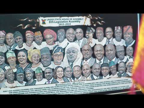 K1 De Ultimate - Lagos @ 50 - Showcasing Lagos State House of Assembly