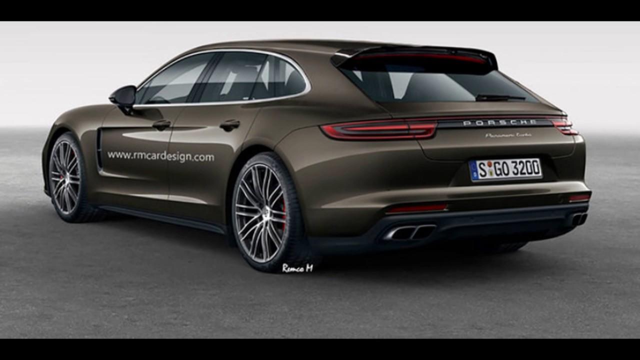 Concept 2019 Porsche Panamera Sport ?!?! - YouTube