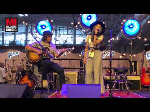 Summer NAMM 2019 | Gibson Guitars Performances  | Musicians Institute