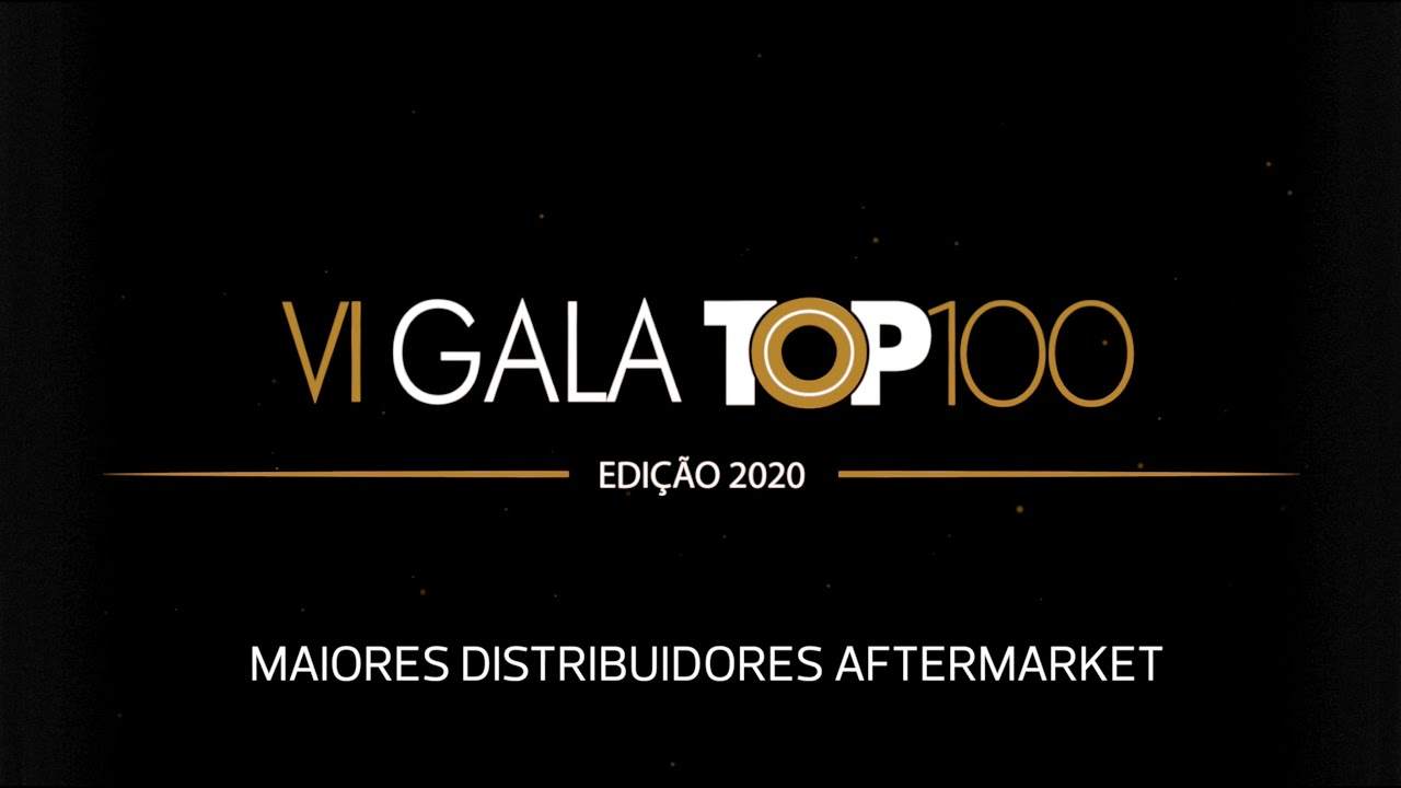 VI Gala TOP 100 – Êxito total em 2020!
