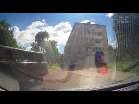 г. Козьмодемьянск экзаменационный маршрут 3