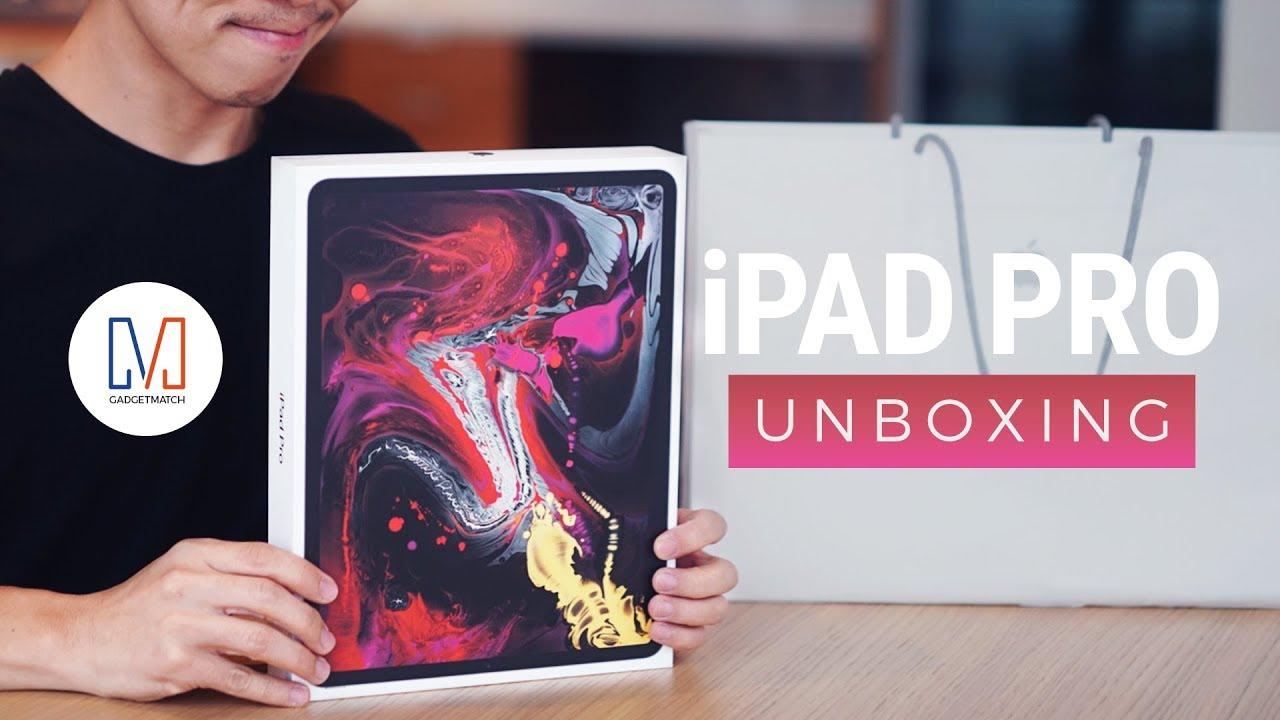 iPad Pro (2018) Unboxing