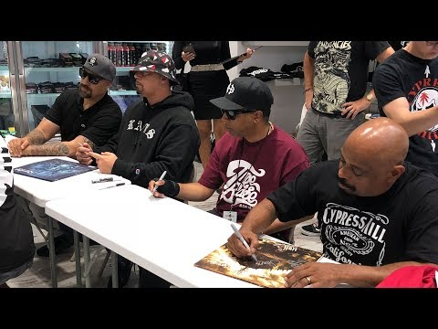 Cypress Hill ' Elephants On Acid' Album & Product Launch | BREALTV Mp3