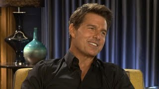 Tom Cruise on Baring His Bottom for