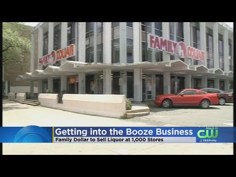 DJ KS-1 - FAMILY DOLLAR STORES PLANNING TO SELL ALCOHOL