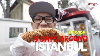 Makan Kebab & Roti Paling Famous Di Istanbul   15 Days Around Istanbul Episode 1 Video