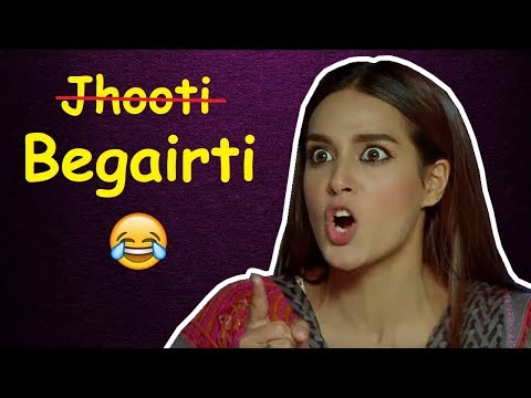 Name (Jhooti) Should Be Replace To Begairti !!