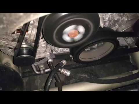 E200 CGI Kaltstart Geräusch Tickern