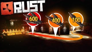 МОЮ ПЕЩЕРУ НА 600 РАКЕТ РЕЙДЯТ В ОНЛАИНЕ! (РАСТ РЕЙД | RUST RAID)