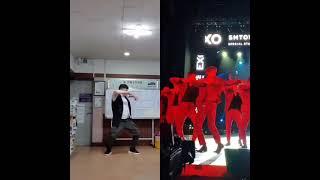 Love Shot - EXO  복습   엑소 러브샷 Cover  40대 아재 댄싱돼지