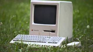 Old Macintosh Startup Sounds And Crash Sounds