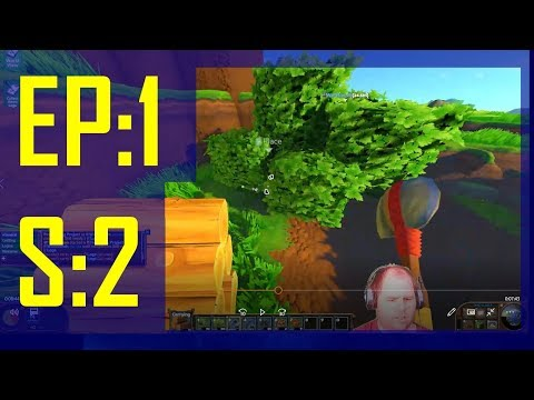 EP1 S2 | A Tree Is Born Eco The Ecology Game | Let's Play | Gameplay