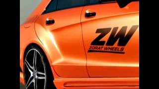 Автодиски ZW D5009 MB (Интернет-магазин шин и дисков