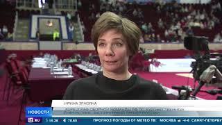 Россия стала триумфатором международного турнира по художественной гимнастике