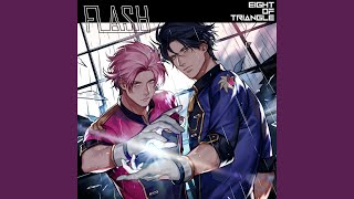EIGHT OF TRIANGLE - FLASH