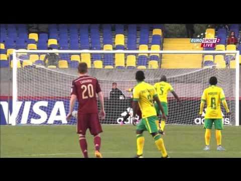 Россия футбол чемпионат мира 2015