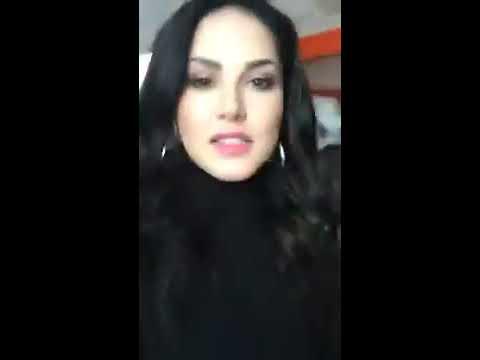 Sunny Leone at Madame Tussauds I Sunny Leone Live Videos I Sunny Leone  Facebook Live