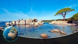 Beautiful Sardinia - The magic island in the Mediterranian Sea