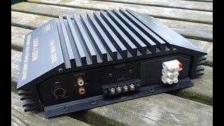 Osio HPA 2000 Oprava zesilovače 150w - obhlídka možné závady bez schématu / Car Amplifier repair