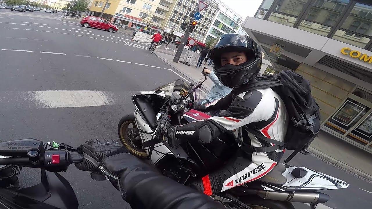 Mein Täglicher Scheiß Auf Dem Motorrad #26 - YouTube