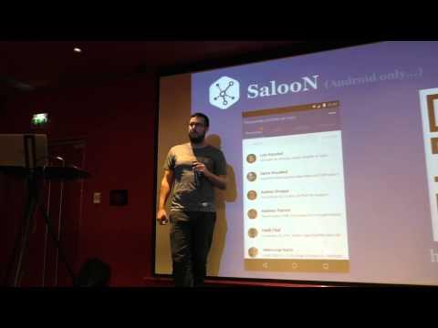 Un jour pour prototyper une application mobile avec Ionic. par Loïc Knuchel