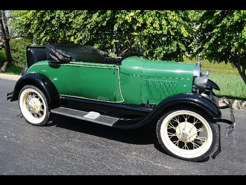 1928 Ford Model A AR Roadster ***FOR SALE***