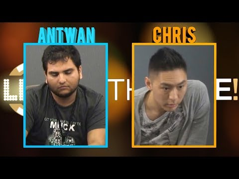 Would You Make This Call? Huge Pot In The Ante Game On Live At The Bike! ♠ Live at the Bike!