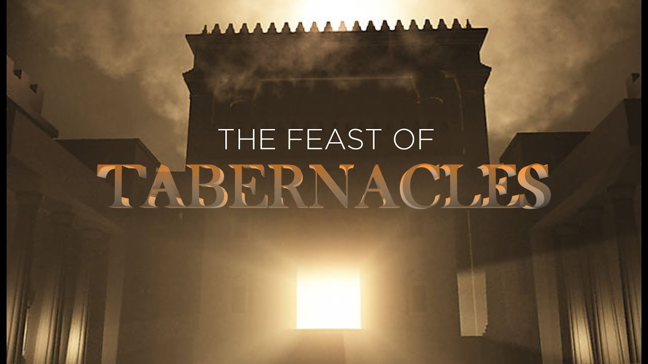 ╫ Tabernacles: The Feast of Intimacy