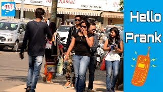 Hello Prank | Pranks In India 2016 | Team Lemme Think