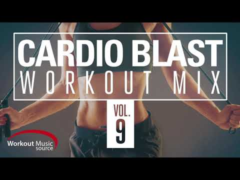 WOMS  Cardio Blast Workout Mix Vol 9 60 Min Non Stop Workout Mix 140160 BPM