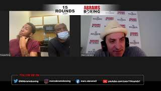 Interview with undefeated welterweight Malik Hawkins