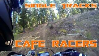 Single Tracks - Cafe Racers