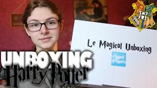 Magical Unboxing ( Harry Potter )